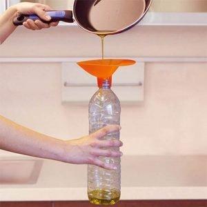 Recicla el aceite usado
