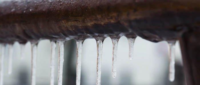 4 consejos para sobrellevar el frío en tus tuberías